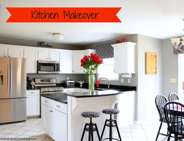 kitchen-makeover-by eating in the shower blog