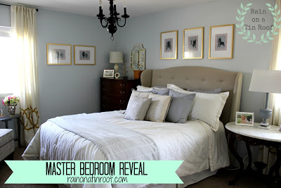 master-bedroom-makeover by Rain on a Tin Roof