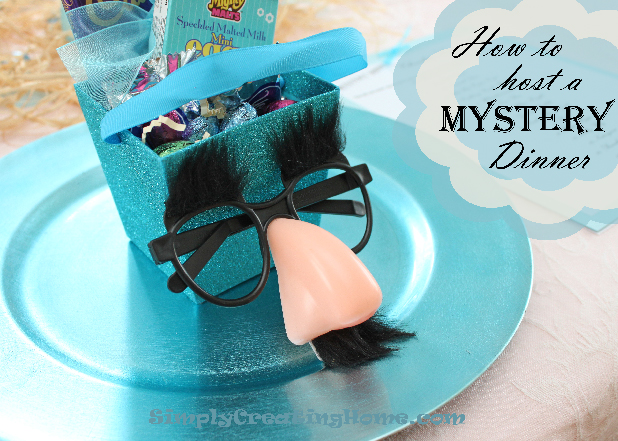 mystery-dinner by Simply Creating Home