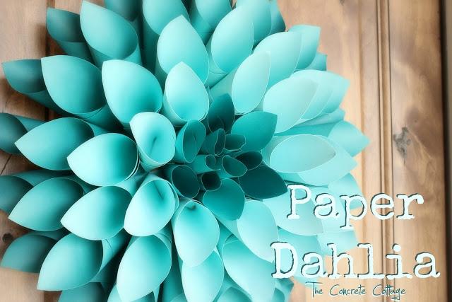 paper-dahlia-wreath at the concrete cottage