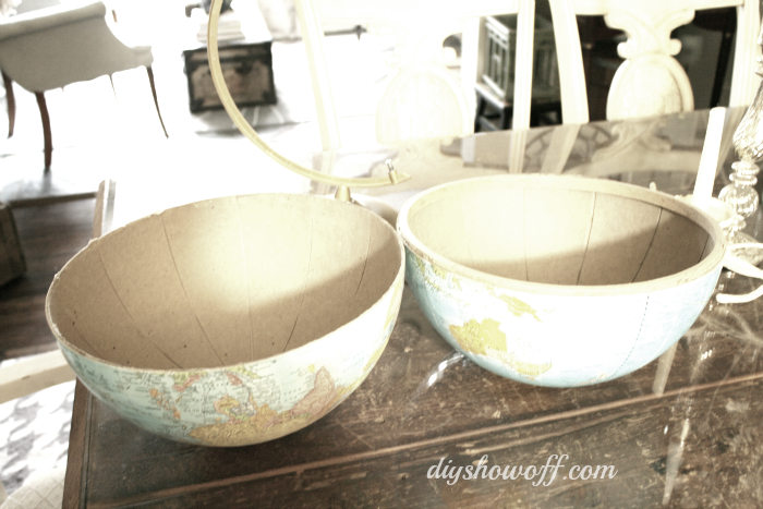 Diy Globe Light Fixturediy Show Off Diy Decorating And