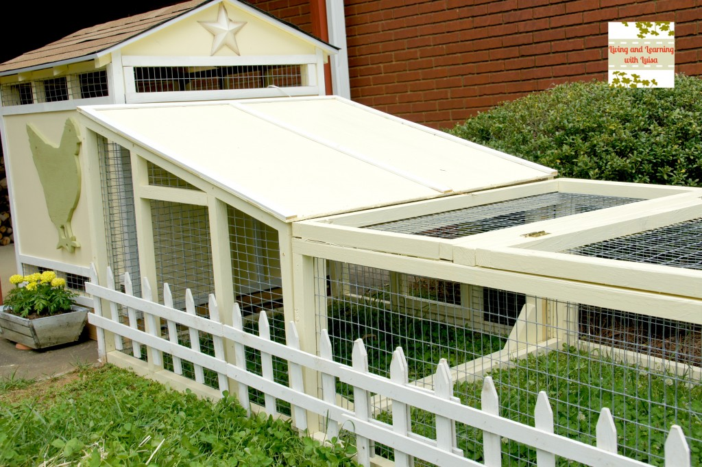 Chicken Coop by Learning and Living with Luisa