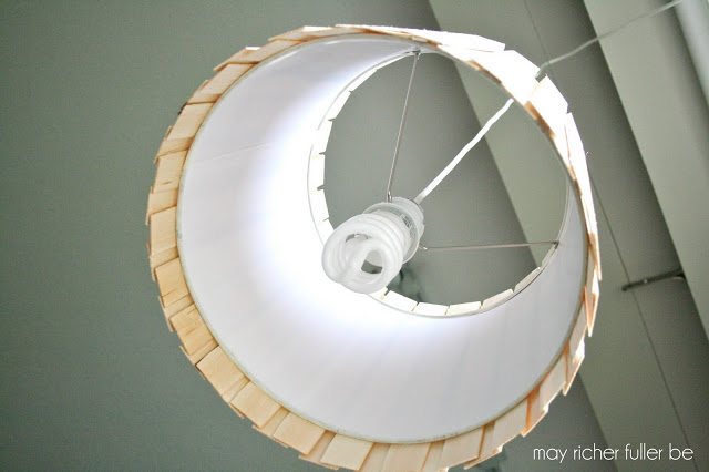 Wood-Shim-Pendant-Light at richer fuller be blog