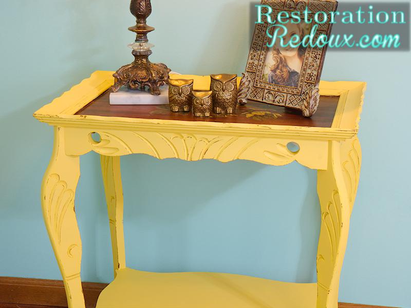 YellowTable at Restoration Redoux