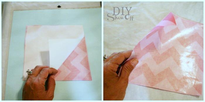 heat transferrable fabric interfacing
