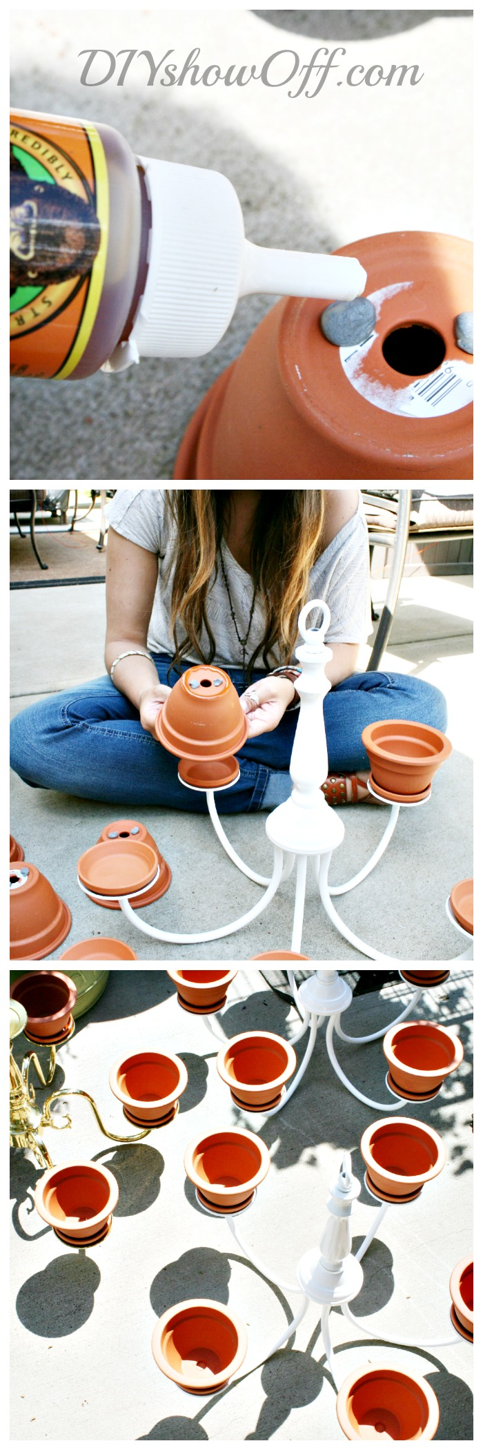 how-to-make-a-chandelier-planter