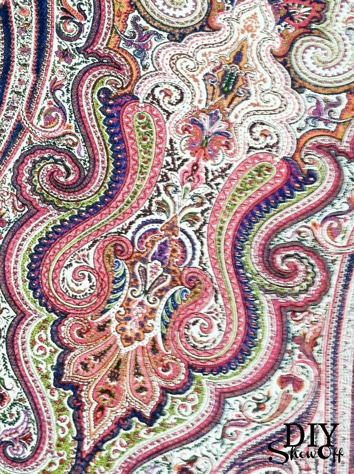 multicolor rug runner