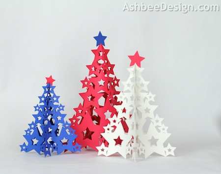 AshbeeDesign Tree of Stars
