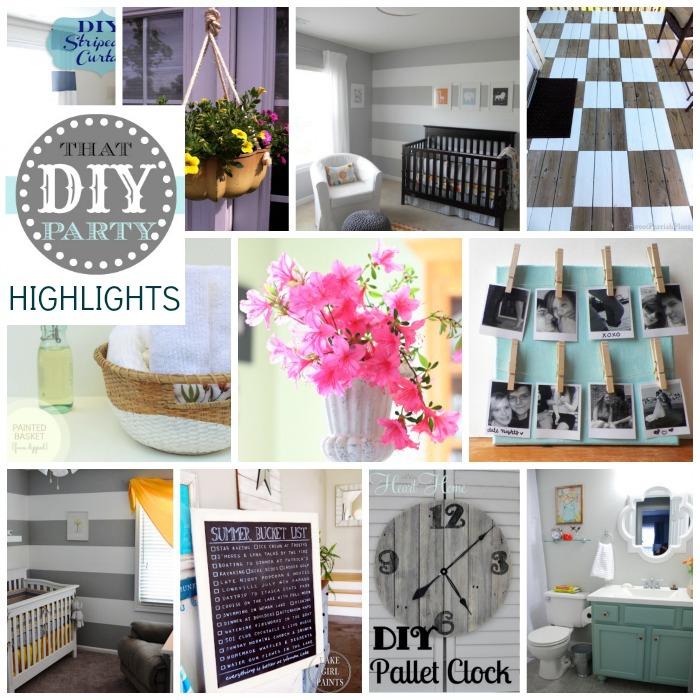 DIY Highlights 19