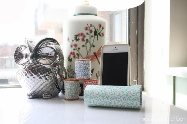 DIY iPhone Speaker - May Richer Fuller Be