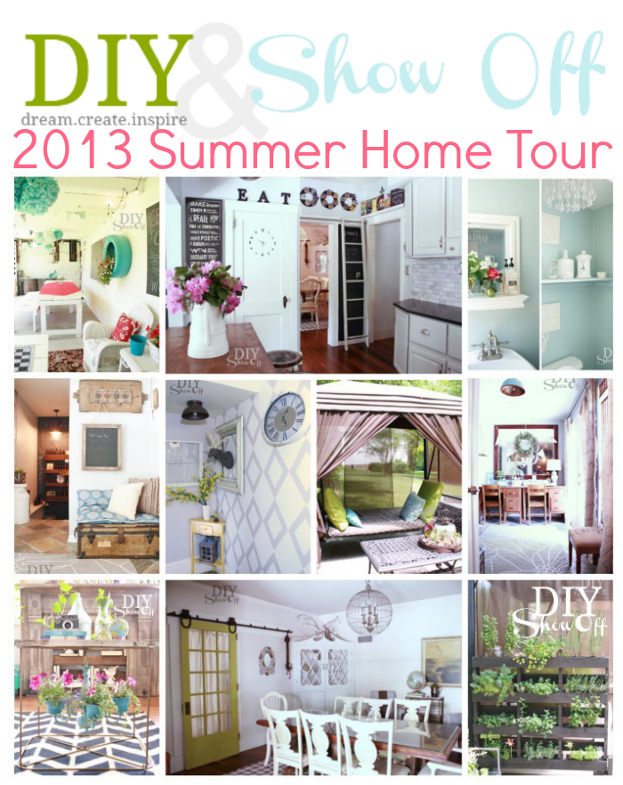DIYShowOff Summer Home Tour