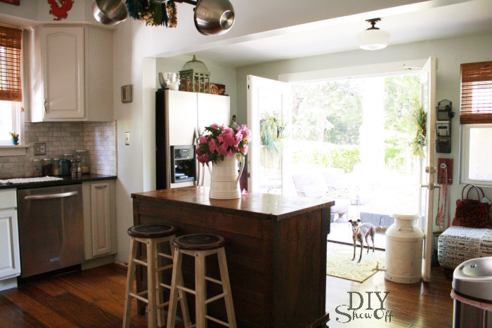 DIYShowOff kitchen tour