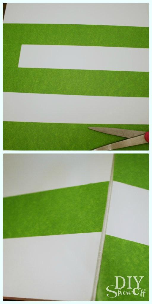 FrogTape Wall Art