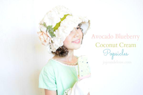 avocado-blueberry-coconut-cream-popsicles-gluten-free-dairy at JoJo & Eloise