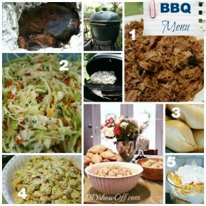 summer bbq menu recipes