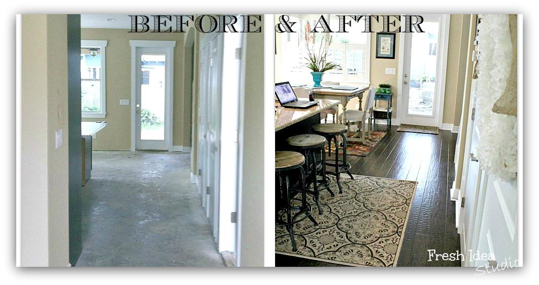 choosing hardwood flooring - Fresh Idea Studio