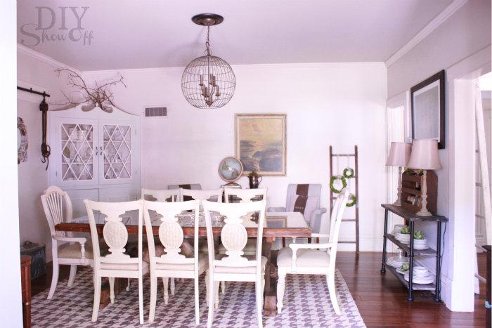 diningroom makeover