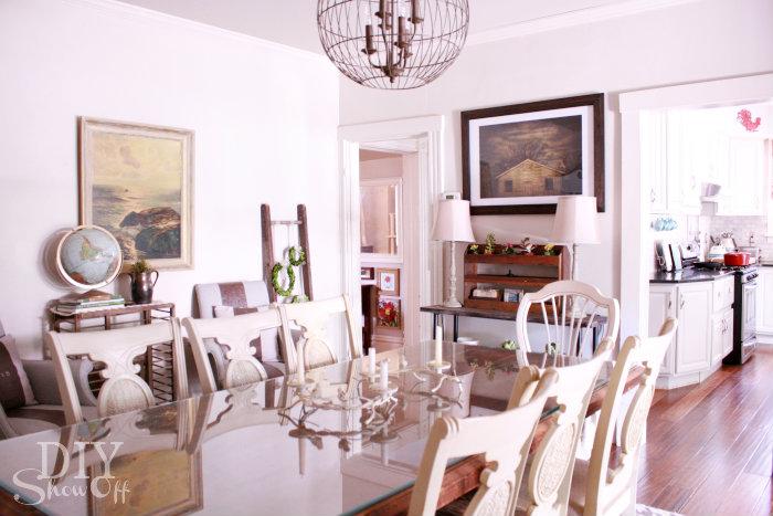 diningroom tour