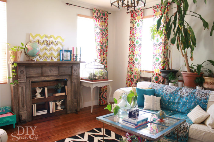 eclectic family room makeover.jpg