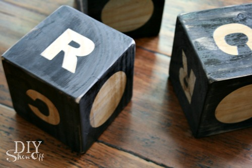 giant LCR dice game