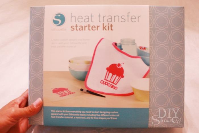 heat transfer starter kit