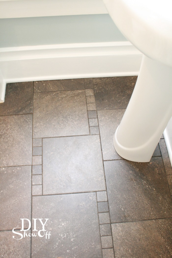 trim and tile