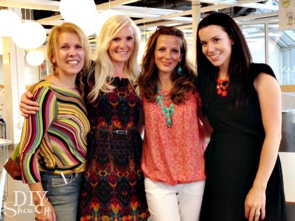 PIttsburgh bloggers, Kim Kacia Roeshel Natalie