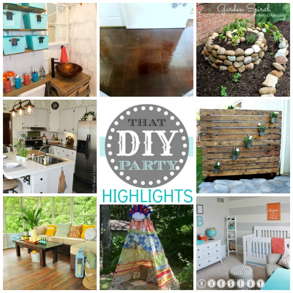 That DIY Party highlights 26