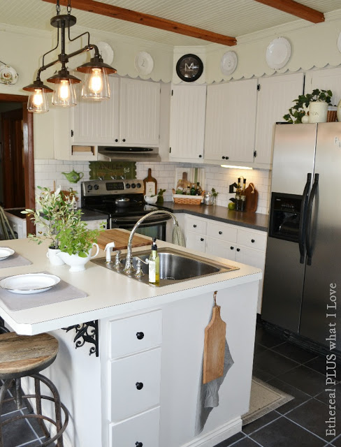 backsplash - ethereal plus what I love
