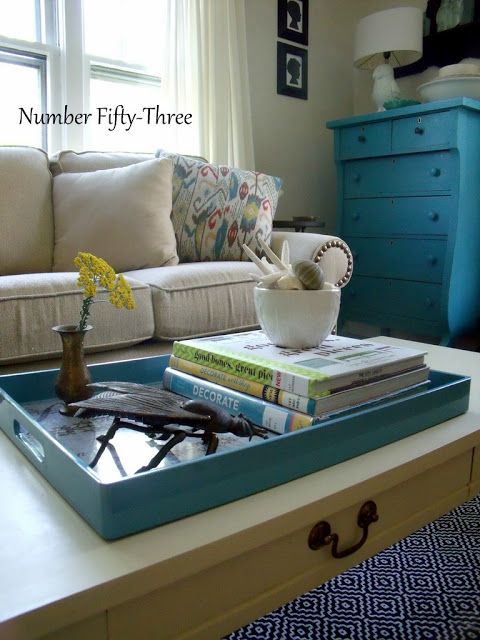 number fifty three blog living room tour