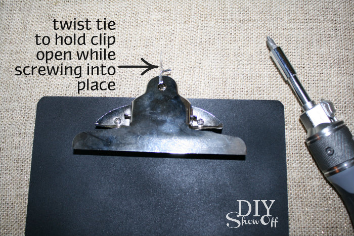 reattaching clipboard hardware