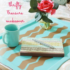 thrifty treasure makeover
