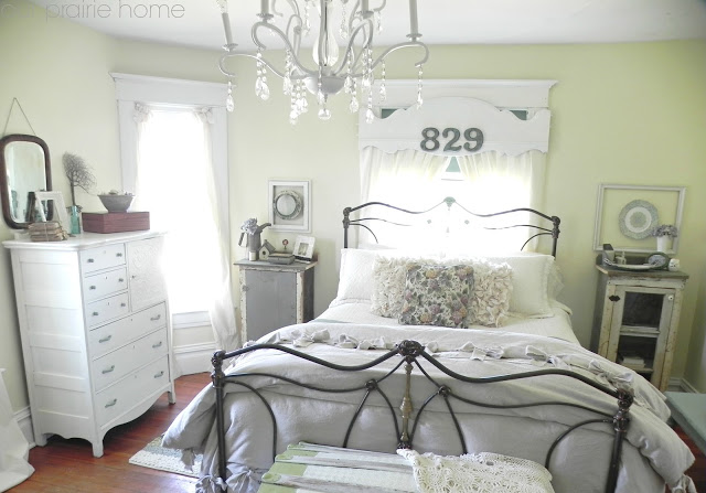 Bedroom Makeover at Our Prairie Home