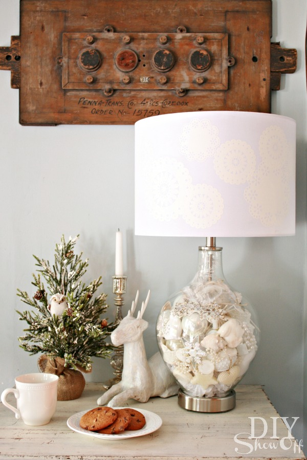 I Spy Winter Wonderland Lamp