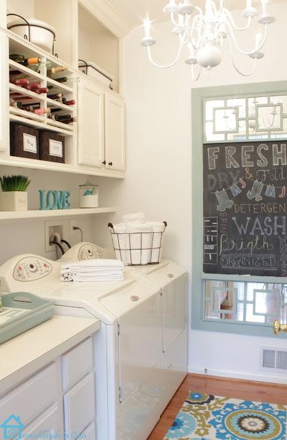 Laundry Room Remodelando La Casa