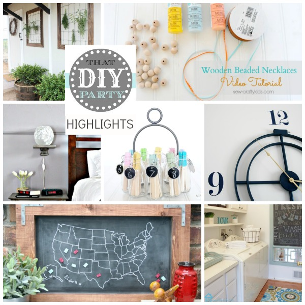 THAT DIY PARTY HIGHLIGHTS