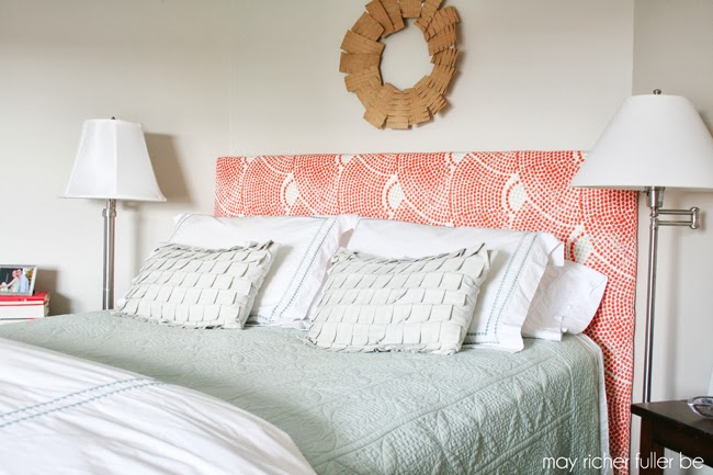 Upholstered-Headboard-May Richer Fuller Be
