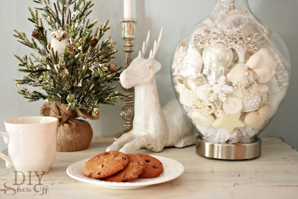 Winter Wonderland Vignette