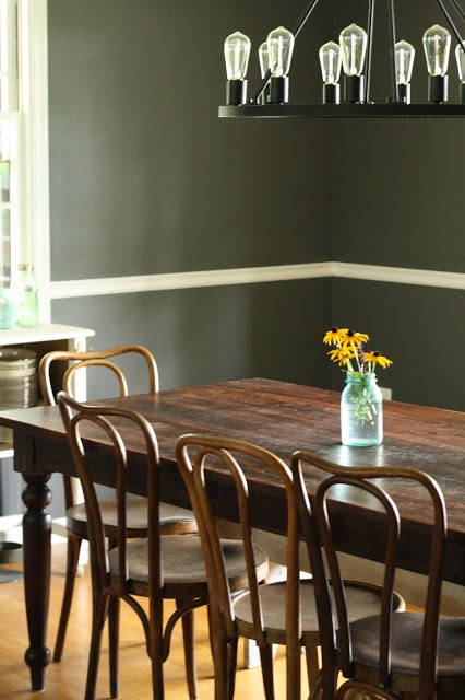 dining room at Primitive and Proper