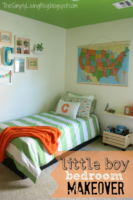 little boy bedroom at Simply Living