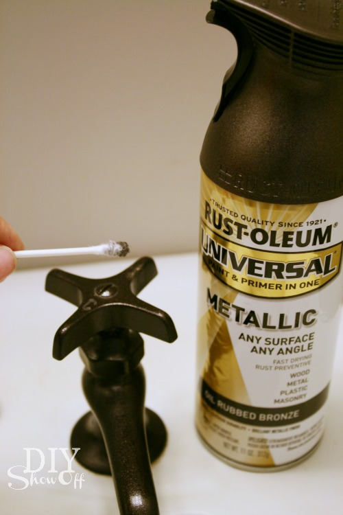 Dark Espresso Spray Paint