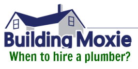 when to hire a plumber