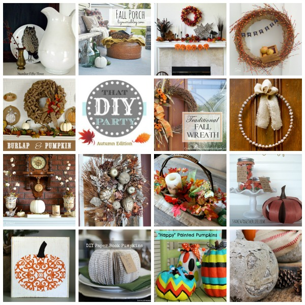 15 Fall DIY Highlights