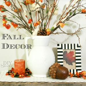 Fall Decorating DIYShowOff