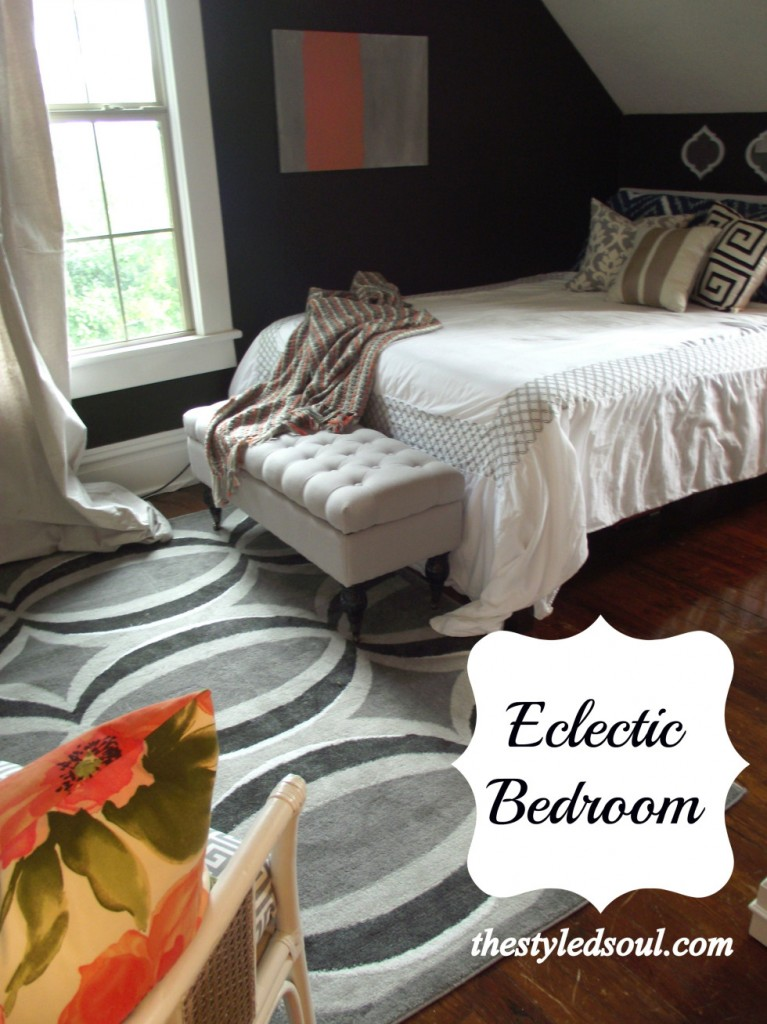 bedroom makeover - The Styled Soul