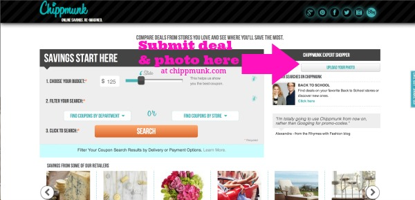 Contest at Chippmunk.com