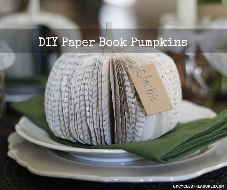 diy-paper-book-pumpkins-upcycled-treasures