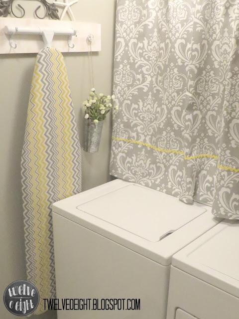 laundry room update - Twelve O Eight