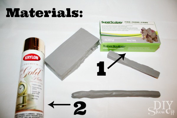 DIY wishbone materials