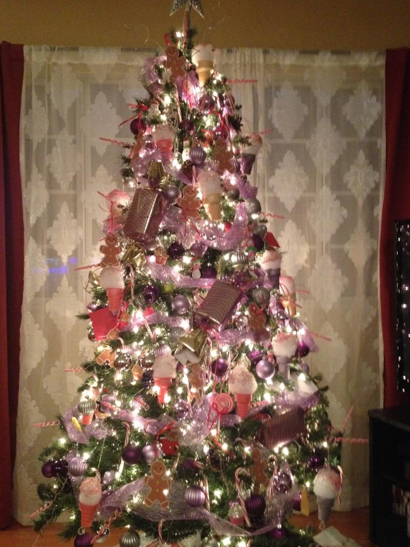 Cecilia's Christmas Tree